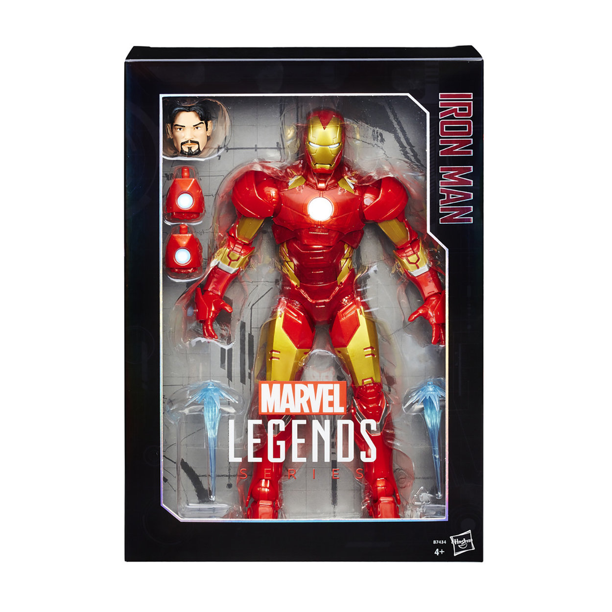 Image of Avengers Legends Iron Man