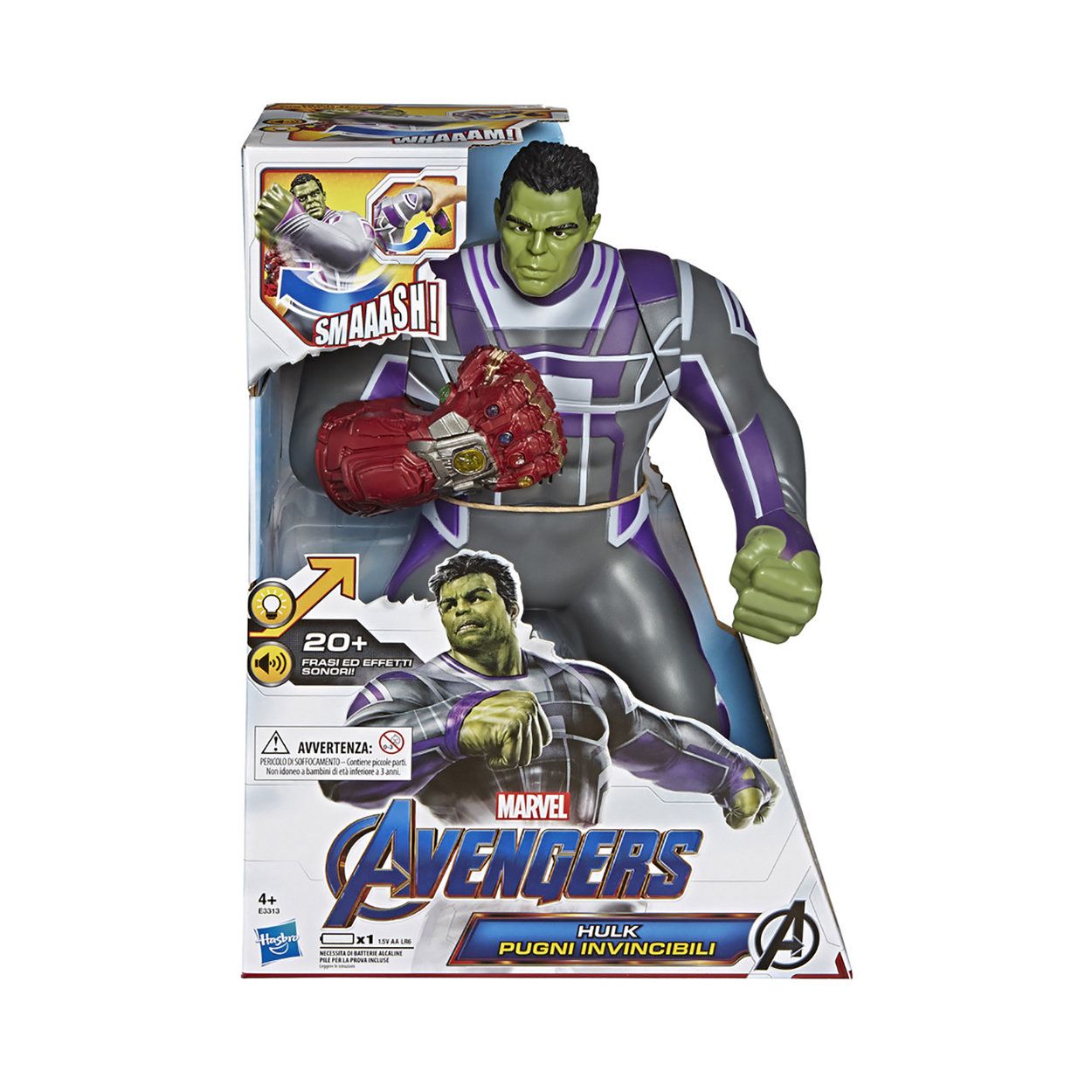 Image of Avengers Power Punch Hulk