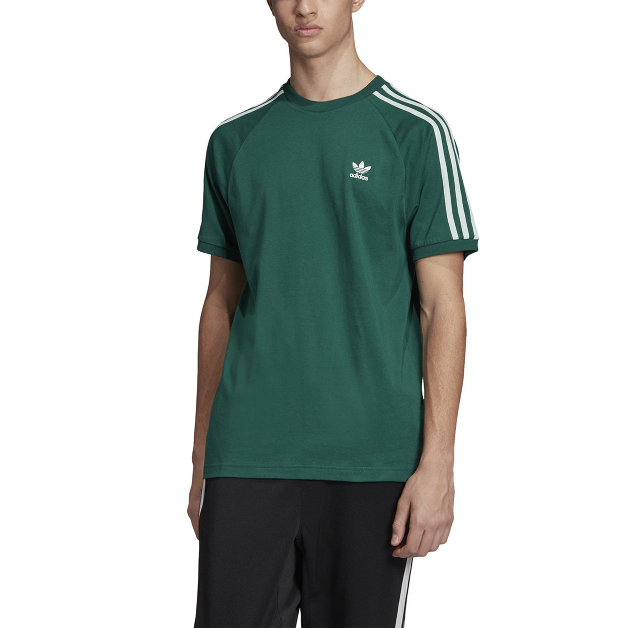 adidas california t-shirt verde