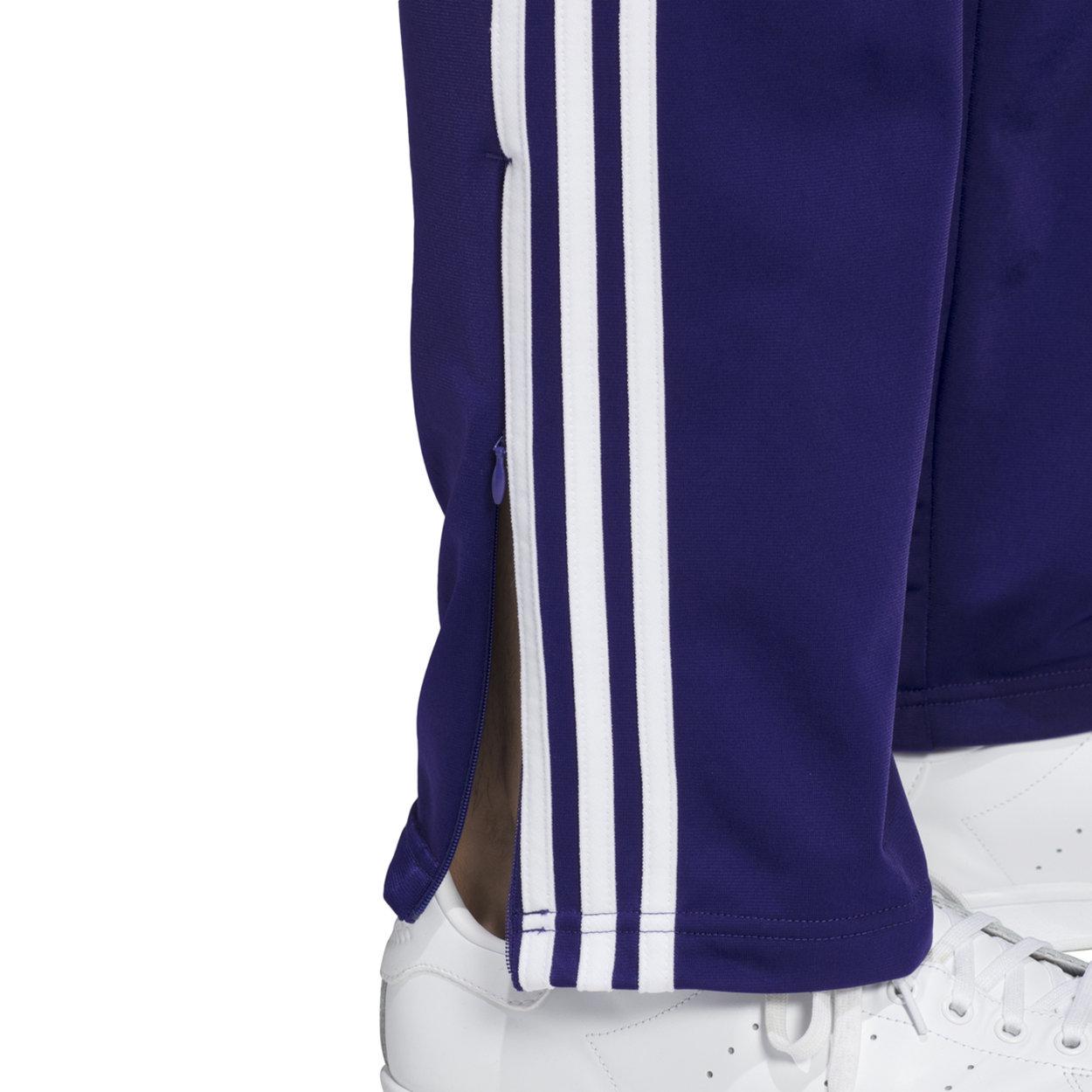 pantaloni adidas viola