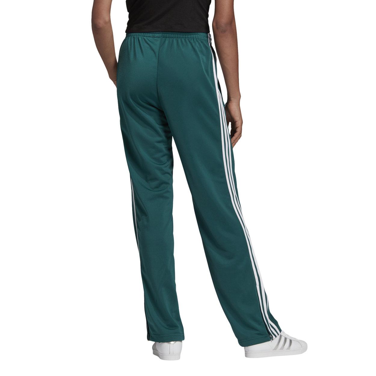 pantaloni adidas bambino verdi