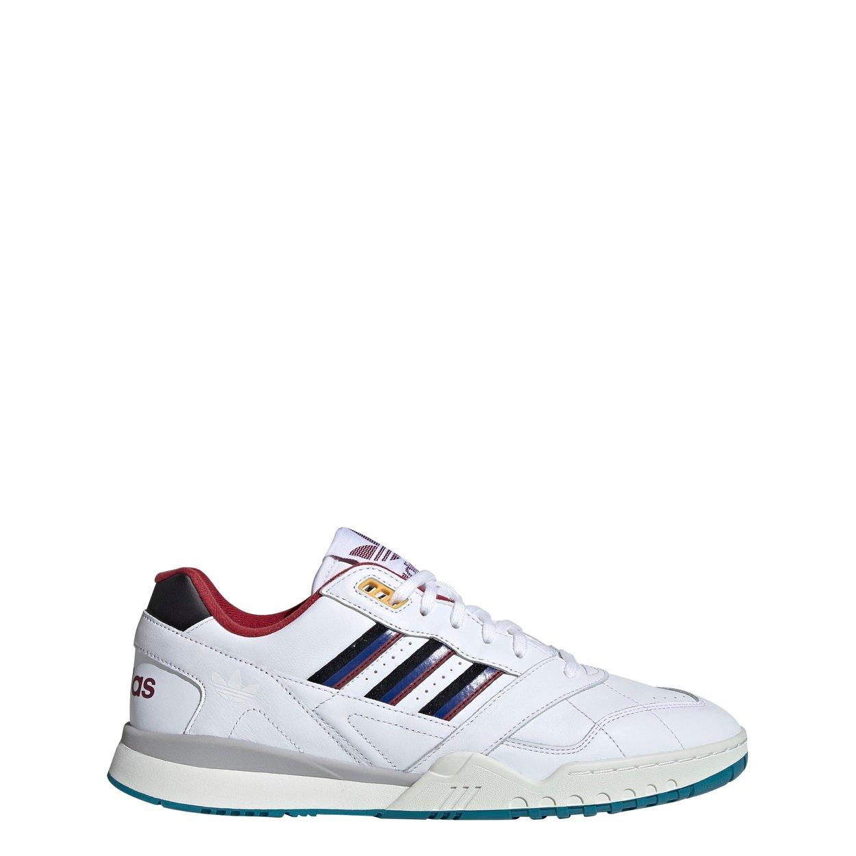 adidas bianche trainer