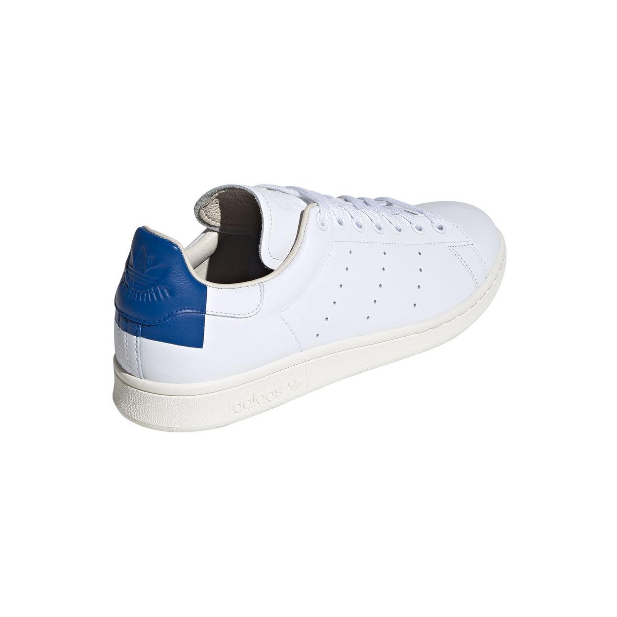 adidas stan smith bianche e blu