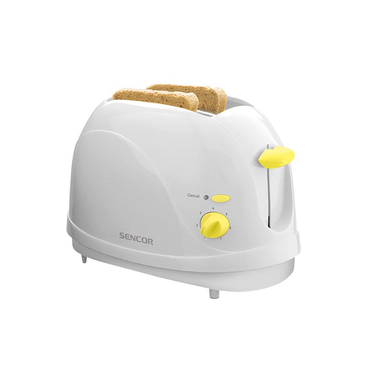 Image of Tostapane 2 toast, bianco
