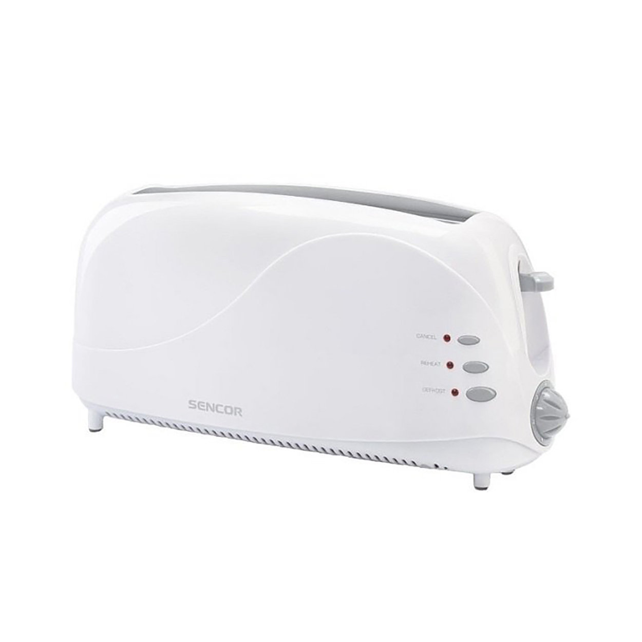 Image of Tostapane con timer,bianco