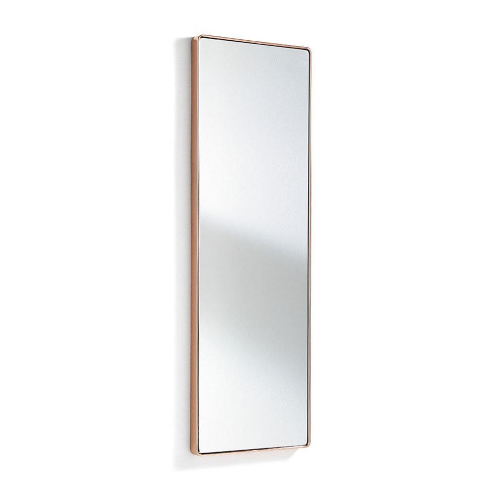 Pareti A Specchio Design specchio da parete neat, rame - bath & design - acquista su ventis.