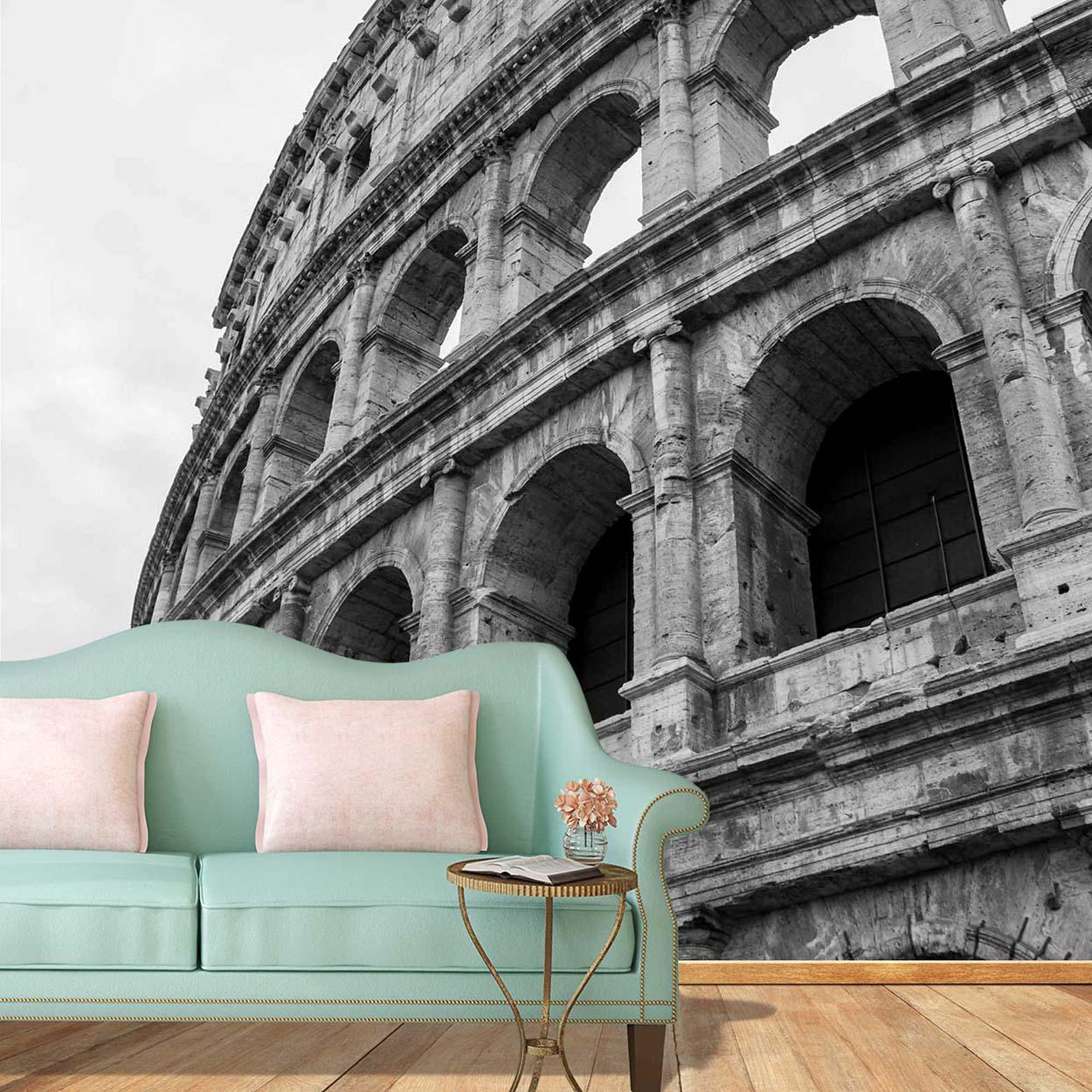Carta Da Parati Roma carta da parati roma 240x300 - vesti la tua casa - acquista su ventis.