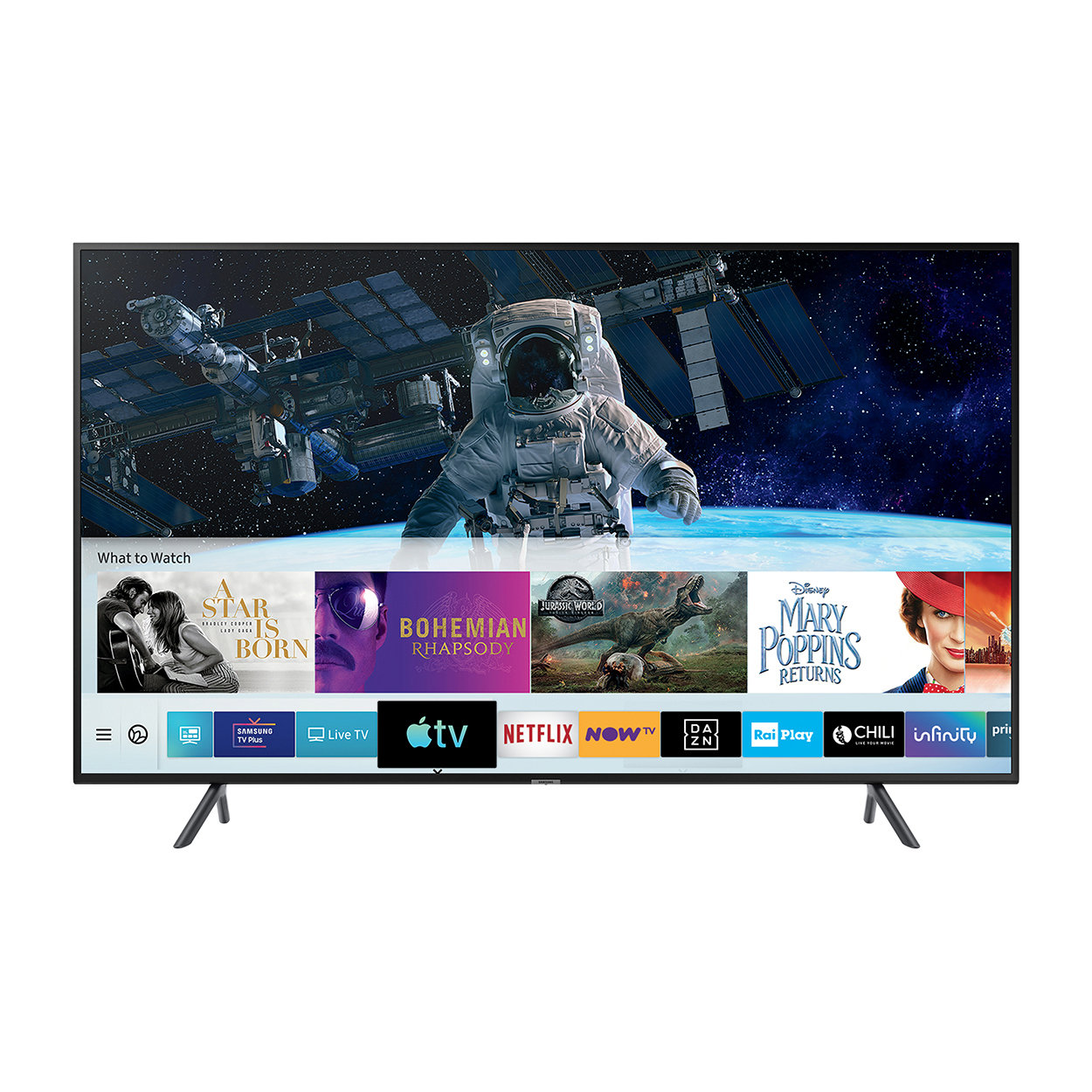 "Image of Samsung UHD 4K 43"", Smart TV, nero"