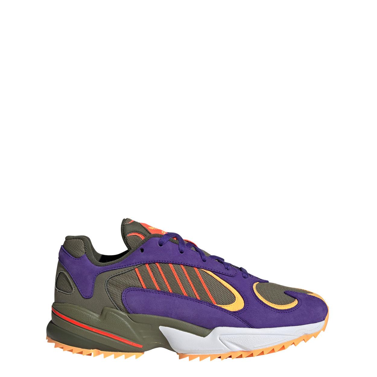 Image of Sneaker Yung-1 Trial multicolor kaki multicolor