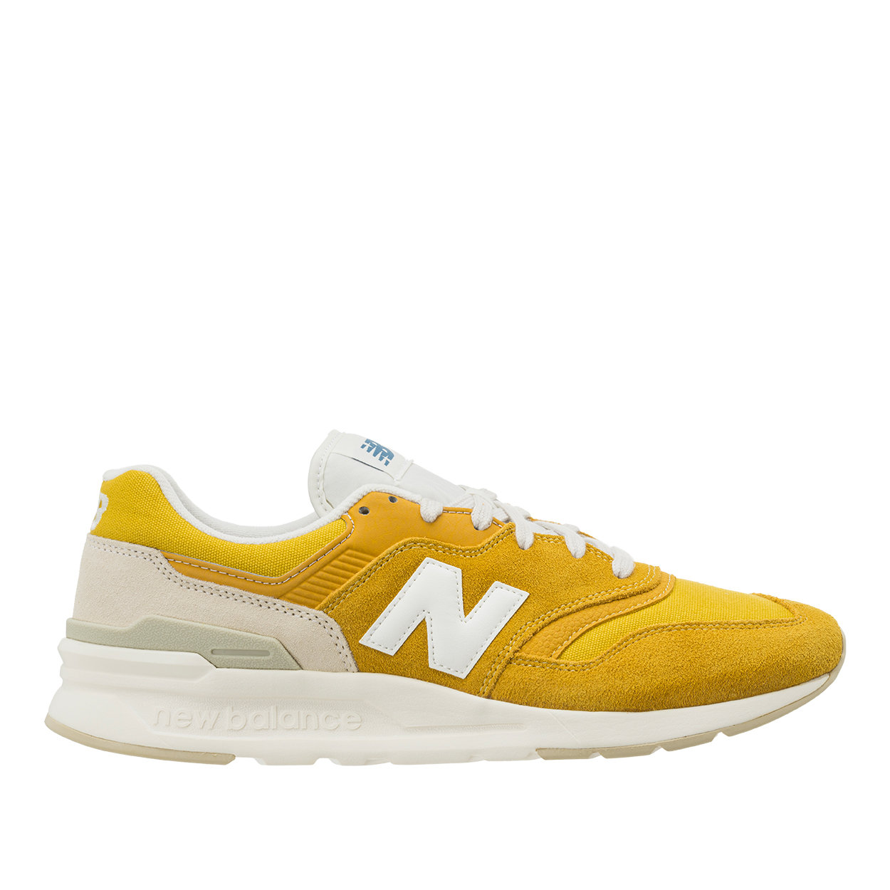 Sneakers New balance 997H gialle