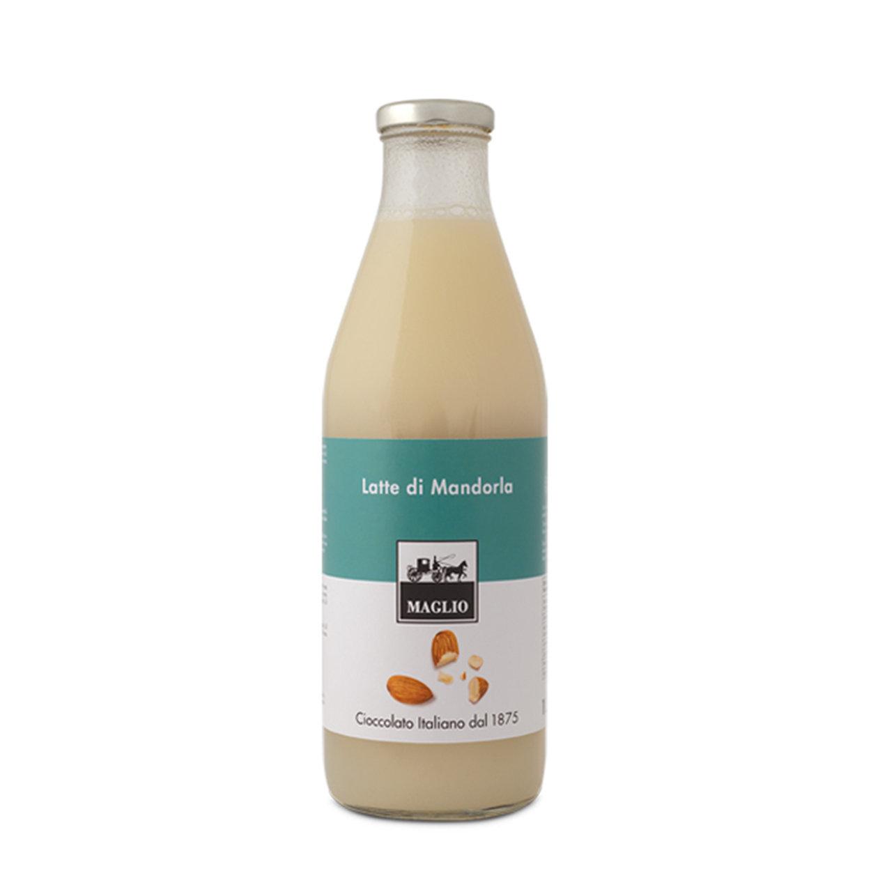 1 bottiglia - Latte di Mandorla 1 lt