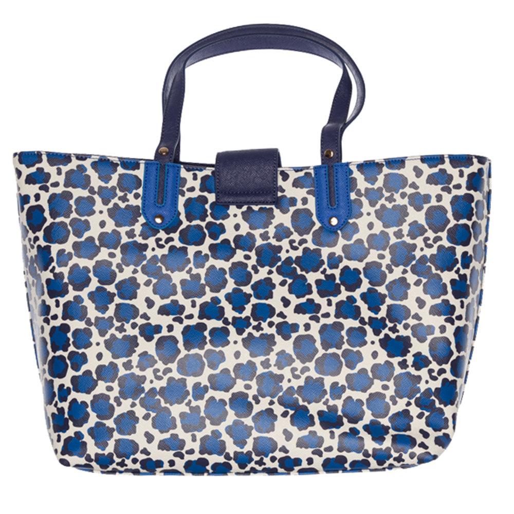 Shopping bag, blu Liu Jo Liu Jo Acquista su Ventis.