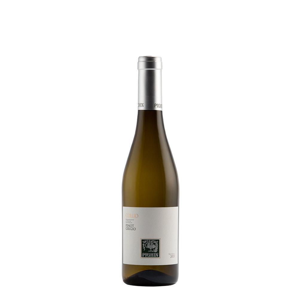 3 bottiglie miste 375 ml: Pinot Grigio Collio DOC 2017 - Sauvignon Collio DOC 2017 - Ribolla Gialla Collio DOC 2017