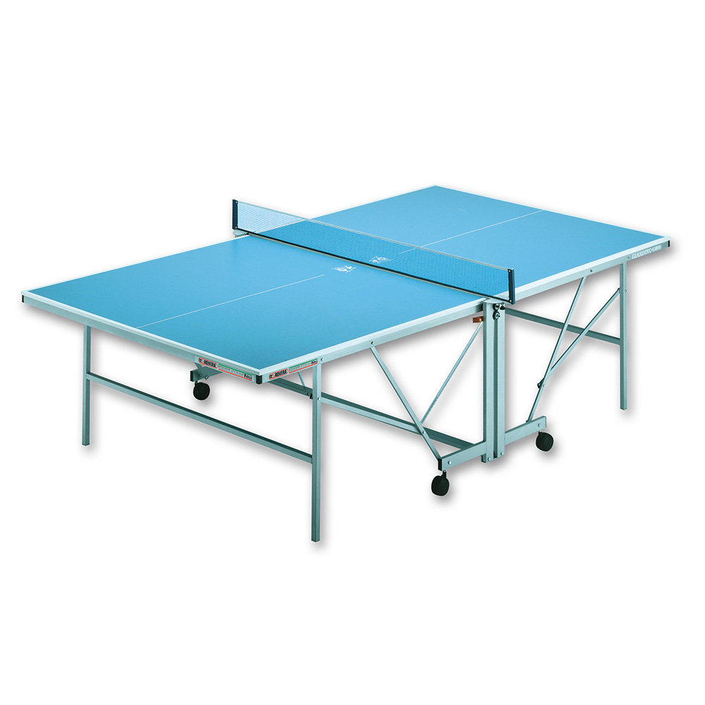 giardino tavolo da ping pong da esterno rovera attrezzature acquista su ventis. Black Bedroom Furniture Sets. Home Design Ideas