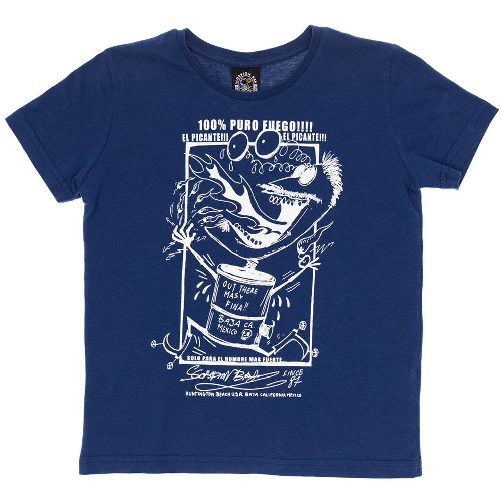 Shirt StampaBlu Ventis Bambino Scorpion Con Bay T Su Acquista Da rCdexoB