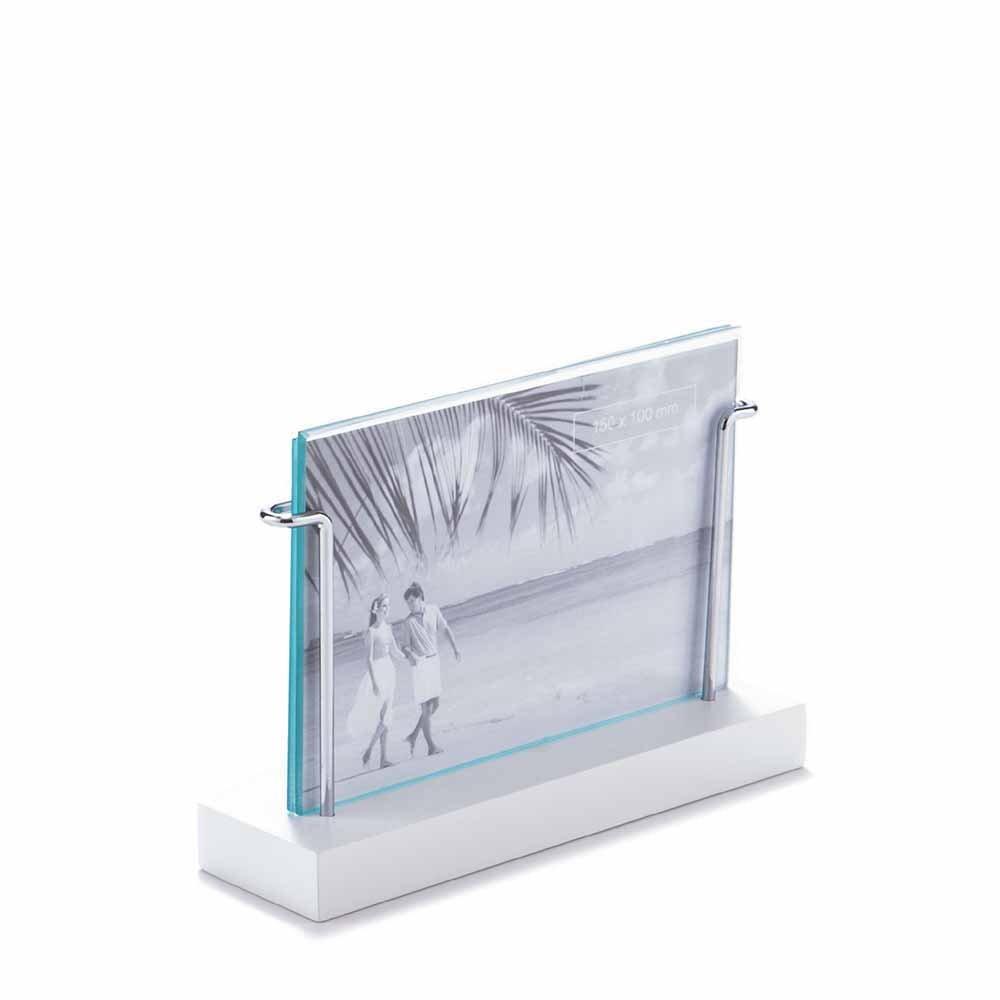 Portafoto da tavolo best verticale metacrilato e legno - Portafoto da tavolo 20x30 ...