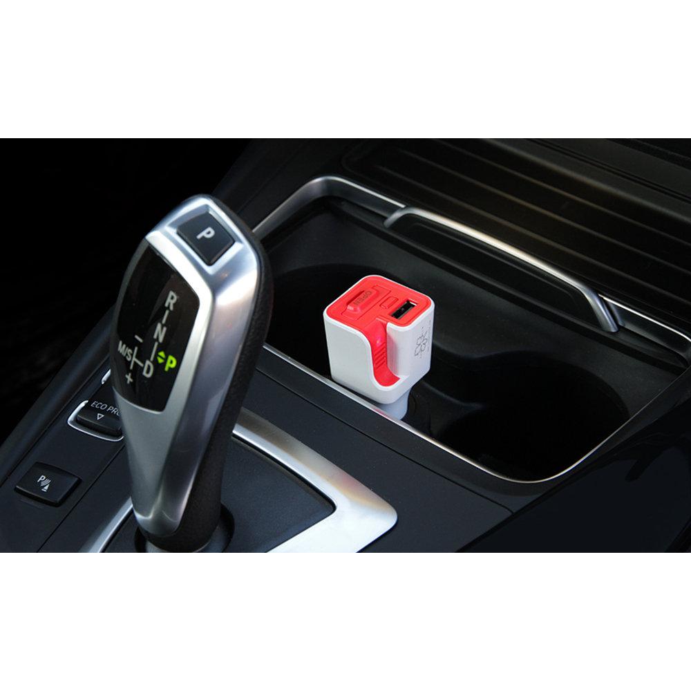Ionizzatore profumatore d aria per auto con presa usb linea tielle acquista su ventis - Prese d aria per casa ...