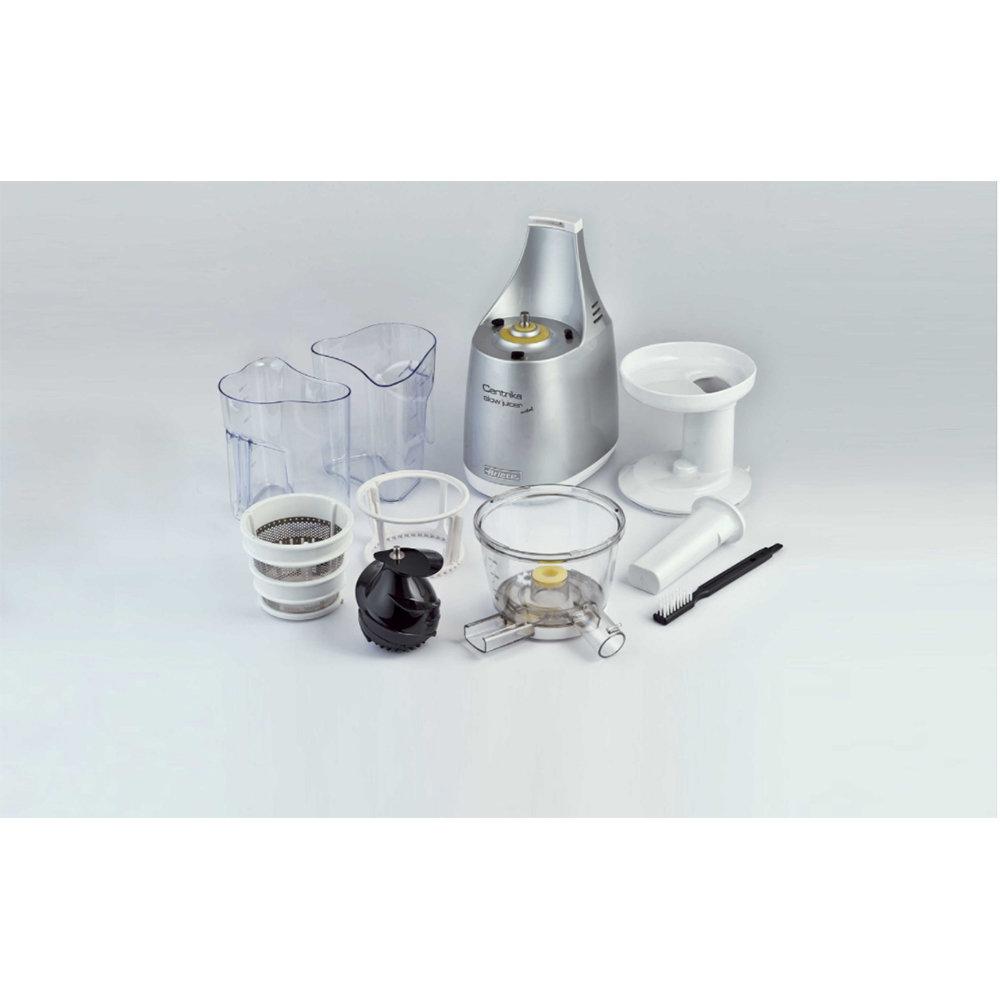 Centrika slow juicer metal ariete elettrodomestici for Ariete elettrodomestici