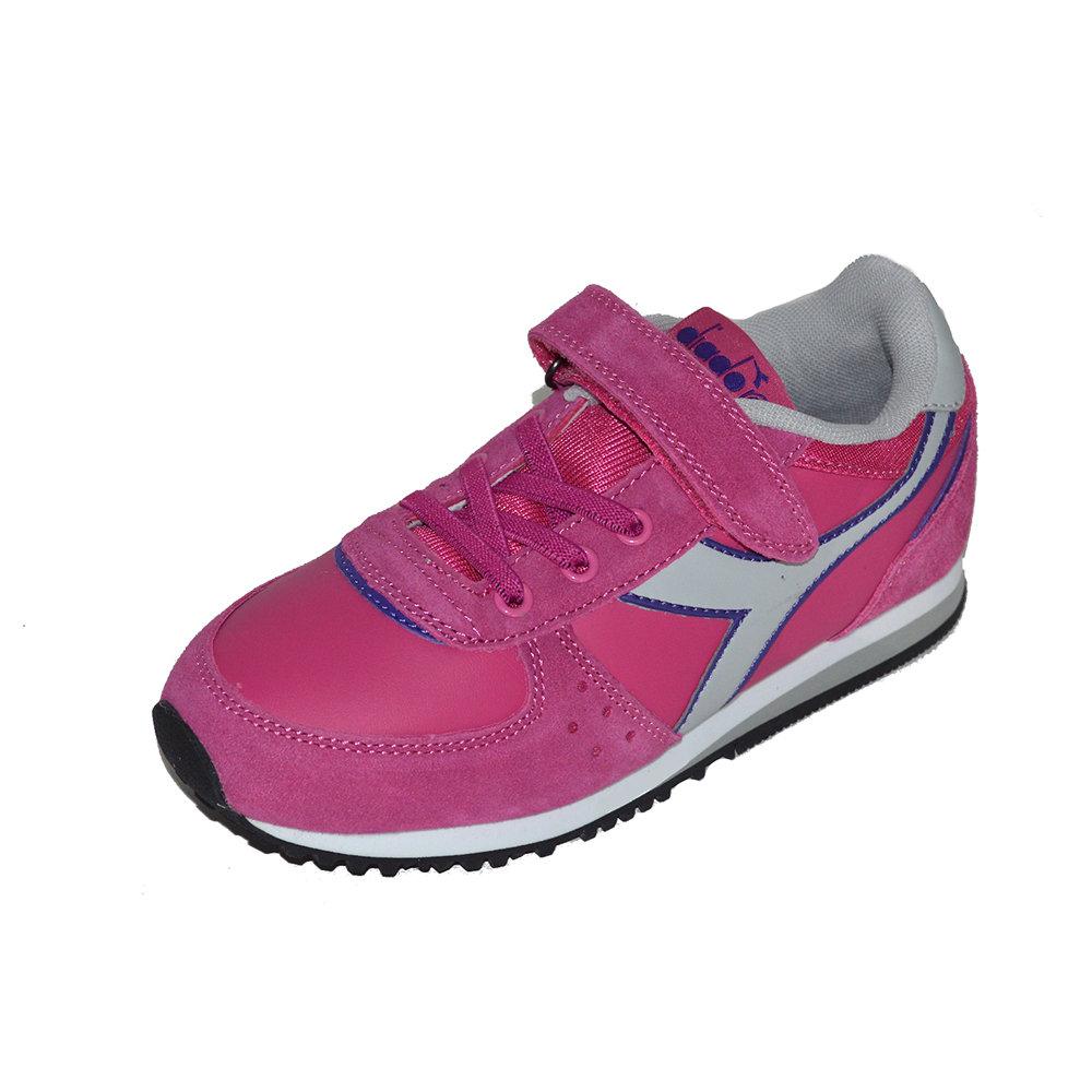 Sneakers Diadora Malone Sl Da Bambina, Rosa Acquista Su