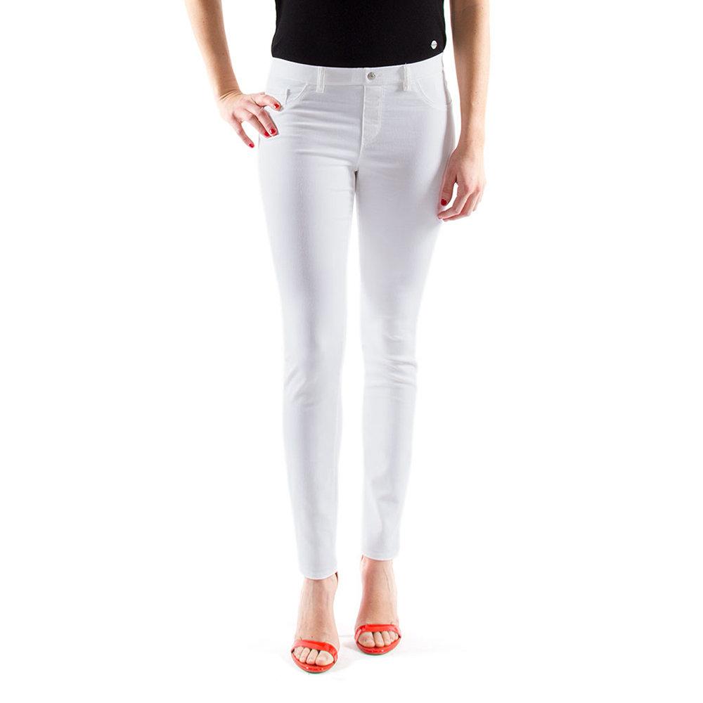 nuovo stile 2d93a 777ae Jeans skinny da donna, bianchi - CARRERA - Acquista su Ventis.