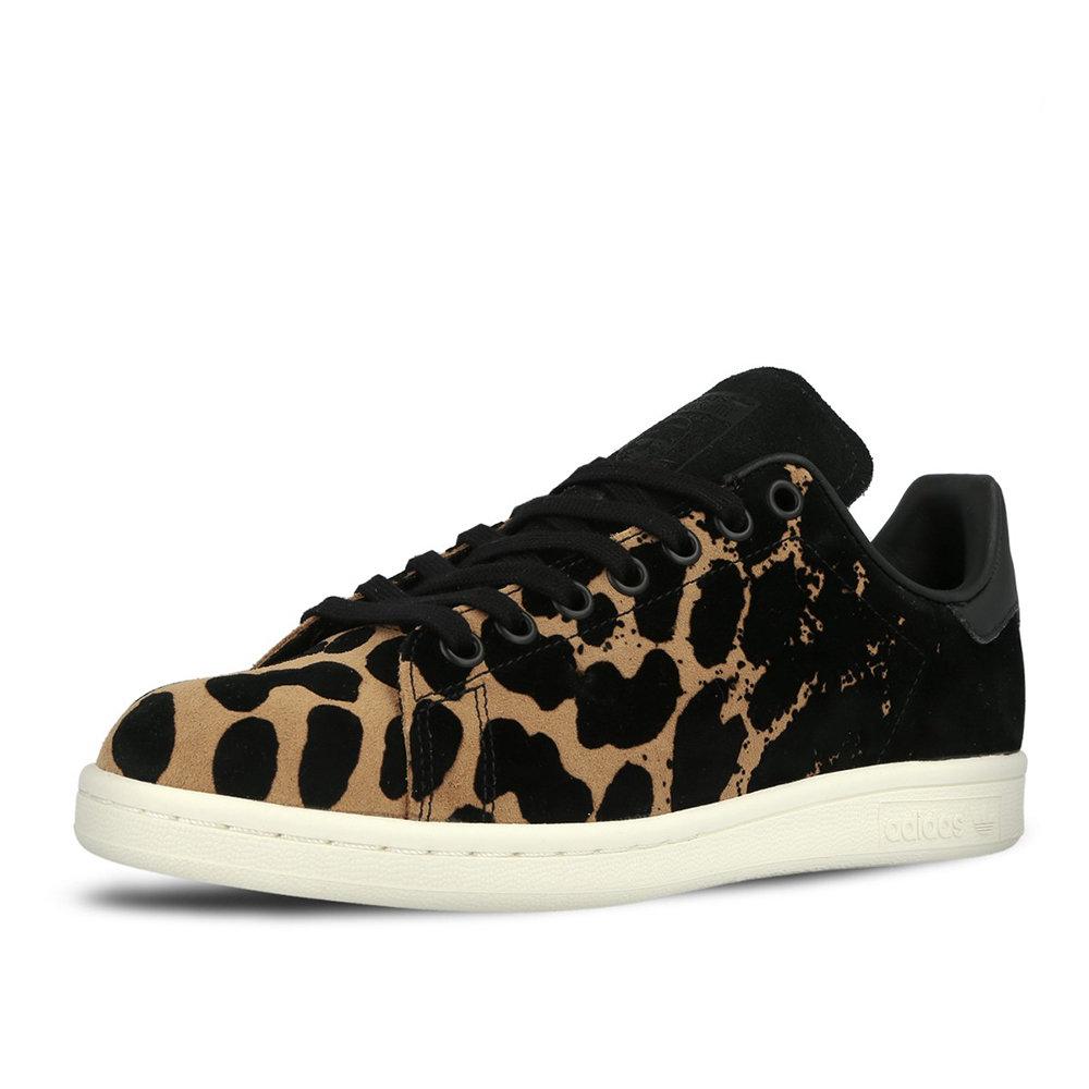 scarpe adidas leopardate nere