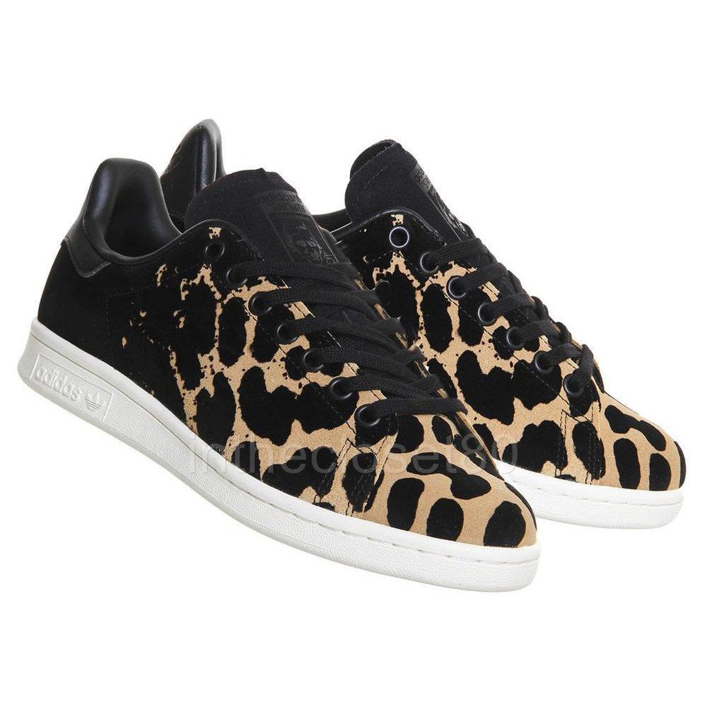 adidas leopardate scarpe