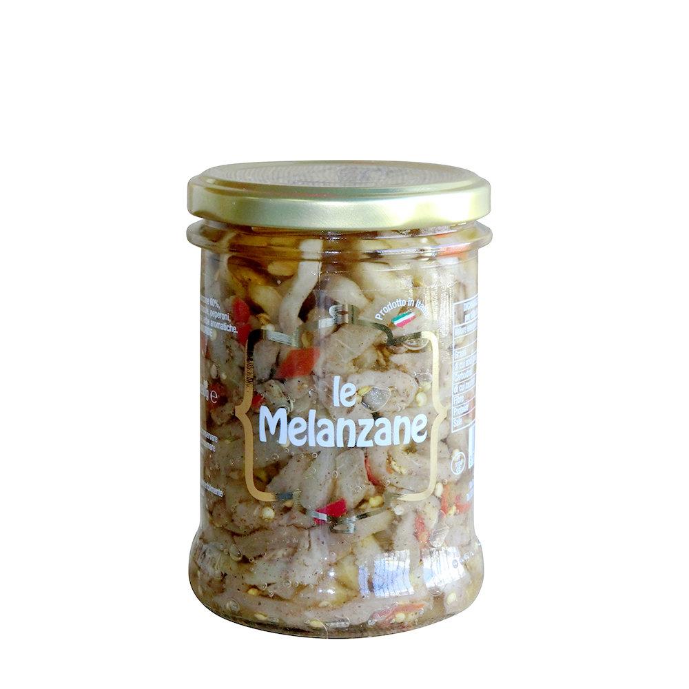 6 vasetti misti: 2 ''Le Melanzane'' - 2 ''I Pomodori Secchi'' - 2 ''Le Maggioline''