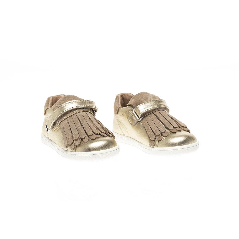 36cbb8113d6f Sneakers da bambina con frange, oro - BALDUCCI - Acquista su Ventis.