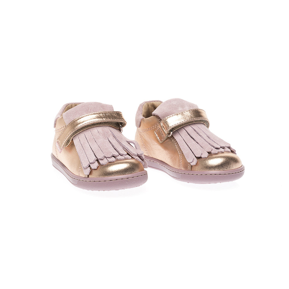 f3c2fee704fd Sneakers da bambina con frange, rosa - BALDUCCI - Acquista su Ventis.