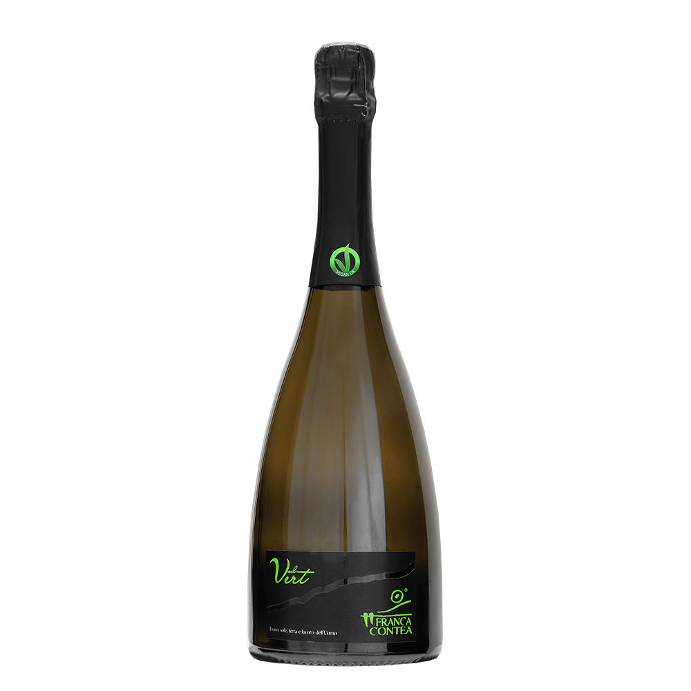 1 bottiglia - ''Sul Vert'' Franciacorta Brut Vegano DOCG