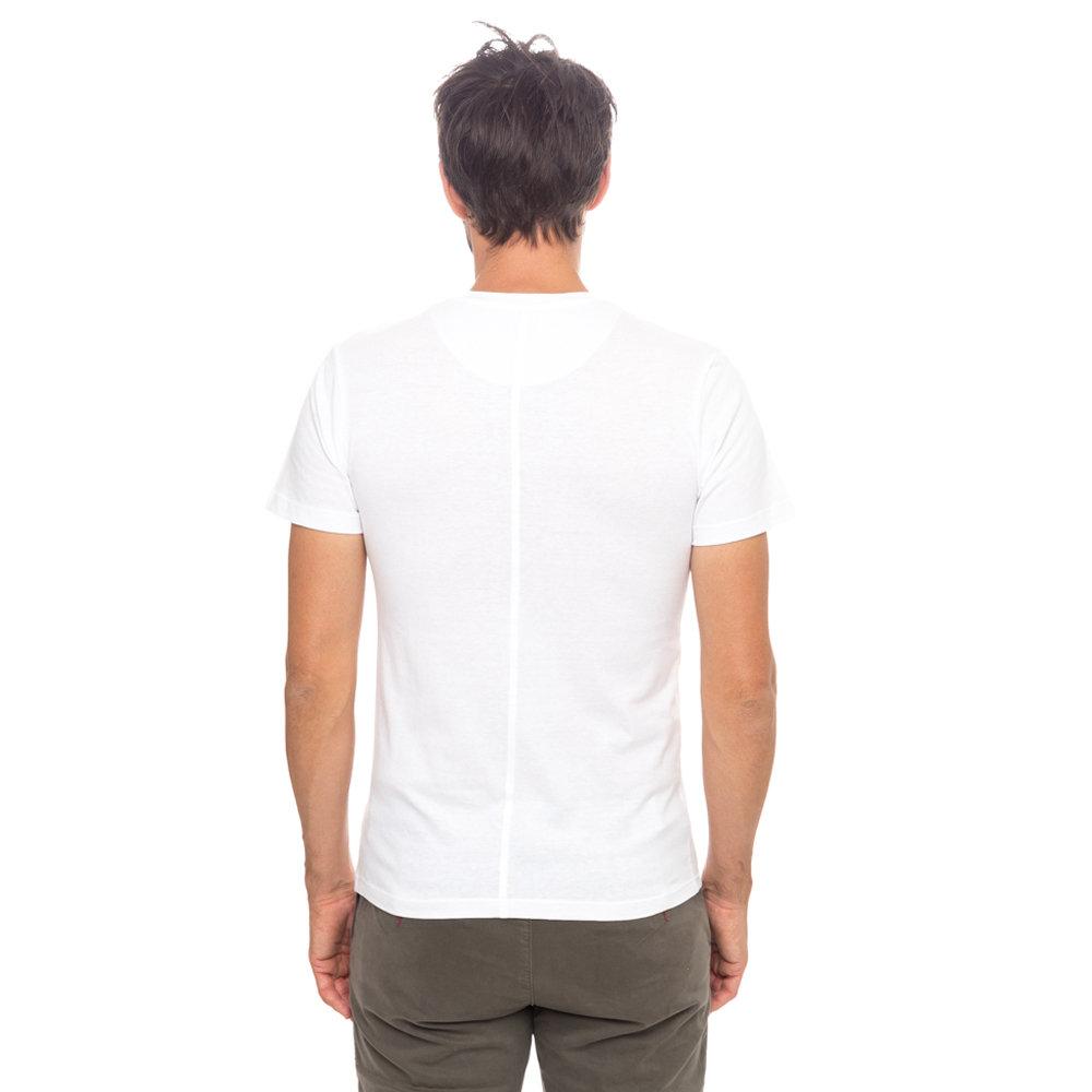 Ventis Acquista Su Basic Ai Shirt Liu Jo Bianca Uomo Girocollo T Opq16w 5cb76e83169