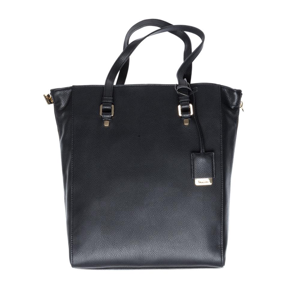 85b31fbe74 Shopping bag nera - POLLINI BORSE - Acquista su Ventis.