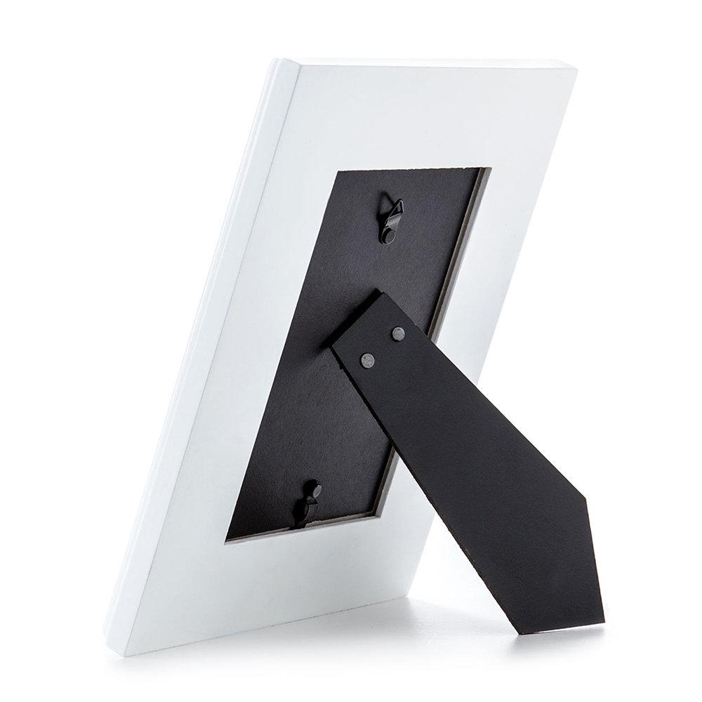 Portafoto da tavolo diva bianco tomasucci black e white - Portafoto da tavolo 20x30 ...