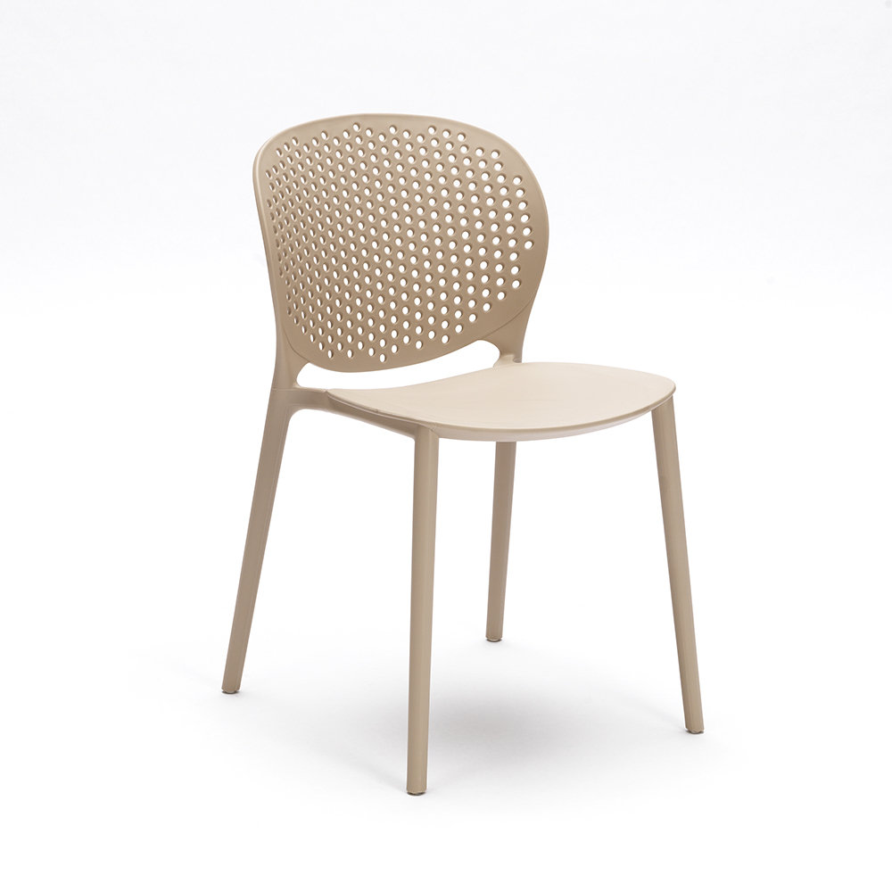 Set 4 sedie gavle beige design twist home acquista su for Sedie design twist