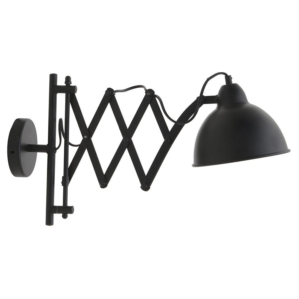 Lampade Da Parete Con Braccio lampada da parete con braccio estensibile