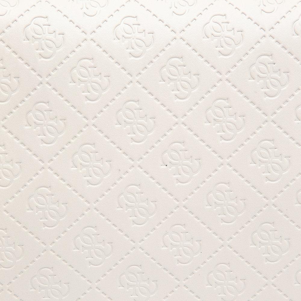 Borsa a tracolla bicolore nera e bianca Guess Borse Acquista su Ventis.