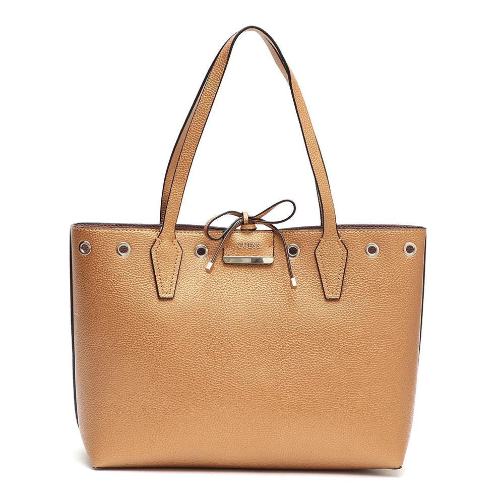 Bag Su Guess Marrone Borse Chiaro Ventis Acquista Shopping Bqwv17w