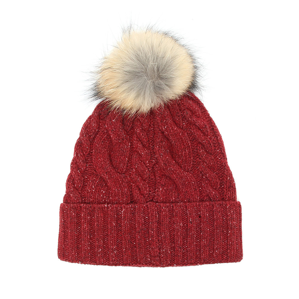 Cappello donna rosso - Brekka - Acquista su Ventis. c3f0e1e1acb6