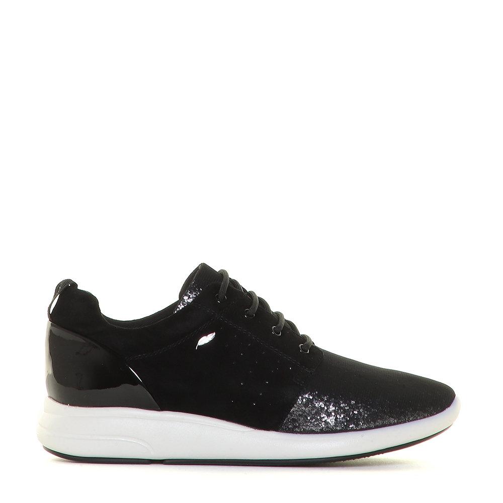 Negozio di sconti online,Geox Donna Nere Sneakers