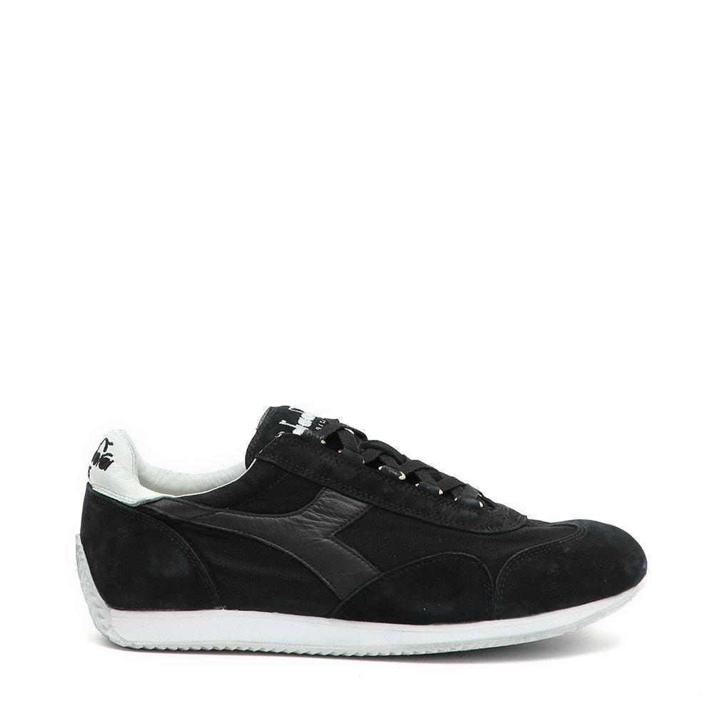 Sneakers Diadora Equipe unisex nera Diadora Heritage