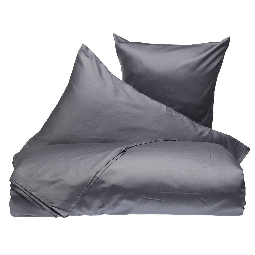 buona qualità prezzo ufficiale goditi il prezzo più basso Parure letto, grigio fumo 108M - I Rasi di Novilunio - Acquista su Ventis.