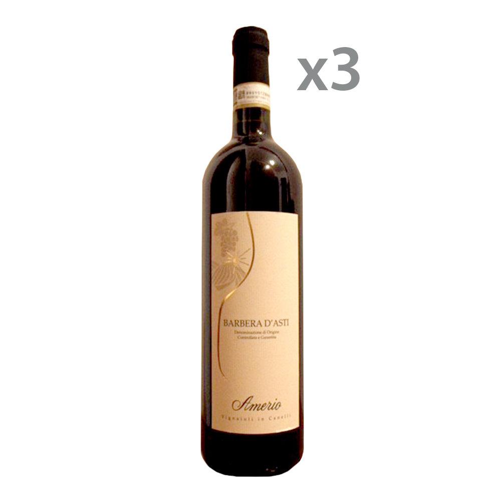 Amerio Arredo Bagno.3 Bottiglie Barbera D Asti Docg 2016 Amerio Rocco Acquista Su Ventis