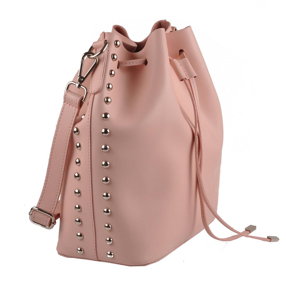 9f360b9239 Secchiello a spalla, rosa - Lattemiele Borse - Acquista su Ventis.
