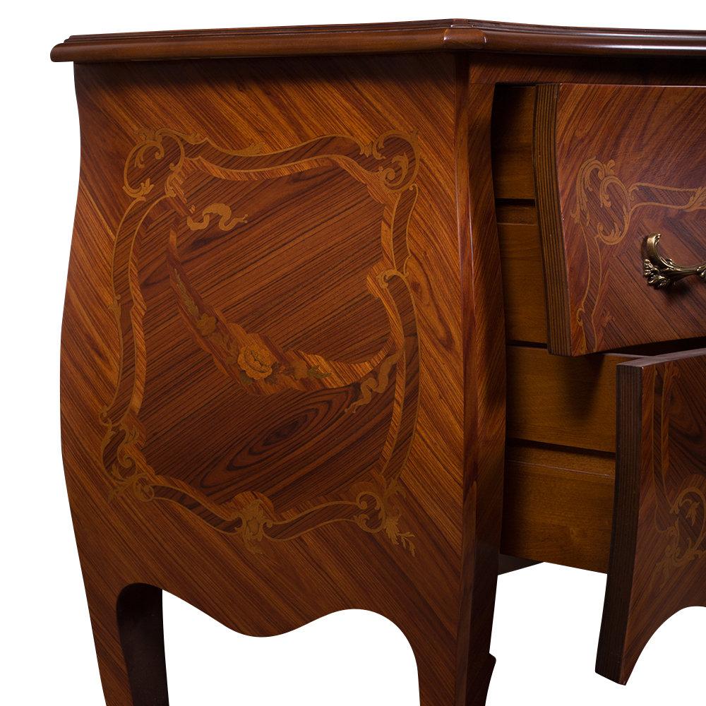 Com stile francese 2 cassetti bt mobili acquista su ventis - Mobili stile francese ...