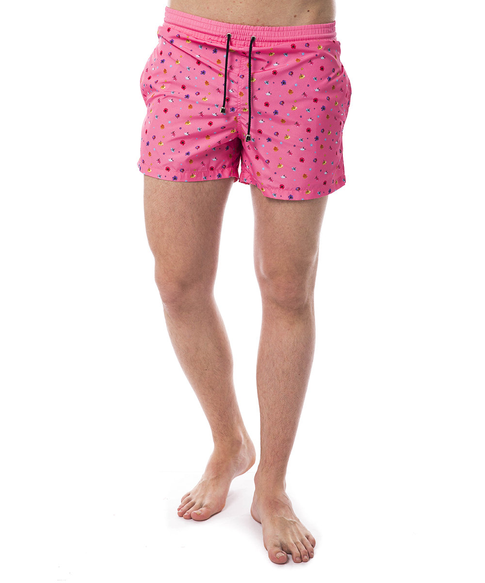 costume nike rosa uomo