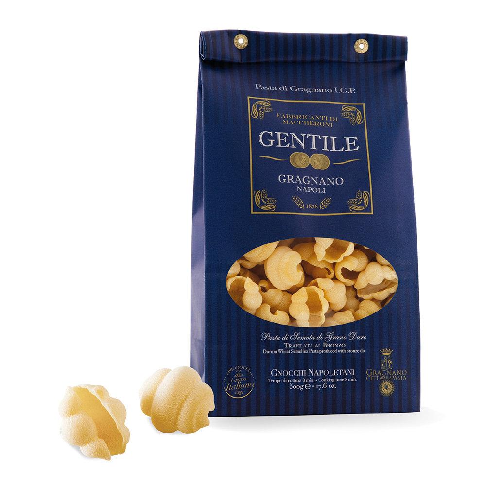 12 Conf. da 500 gr - Gnocco napoletano di semola di grano duro