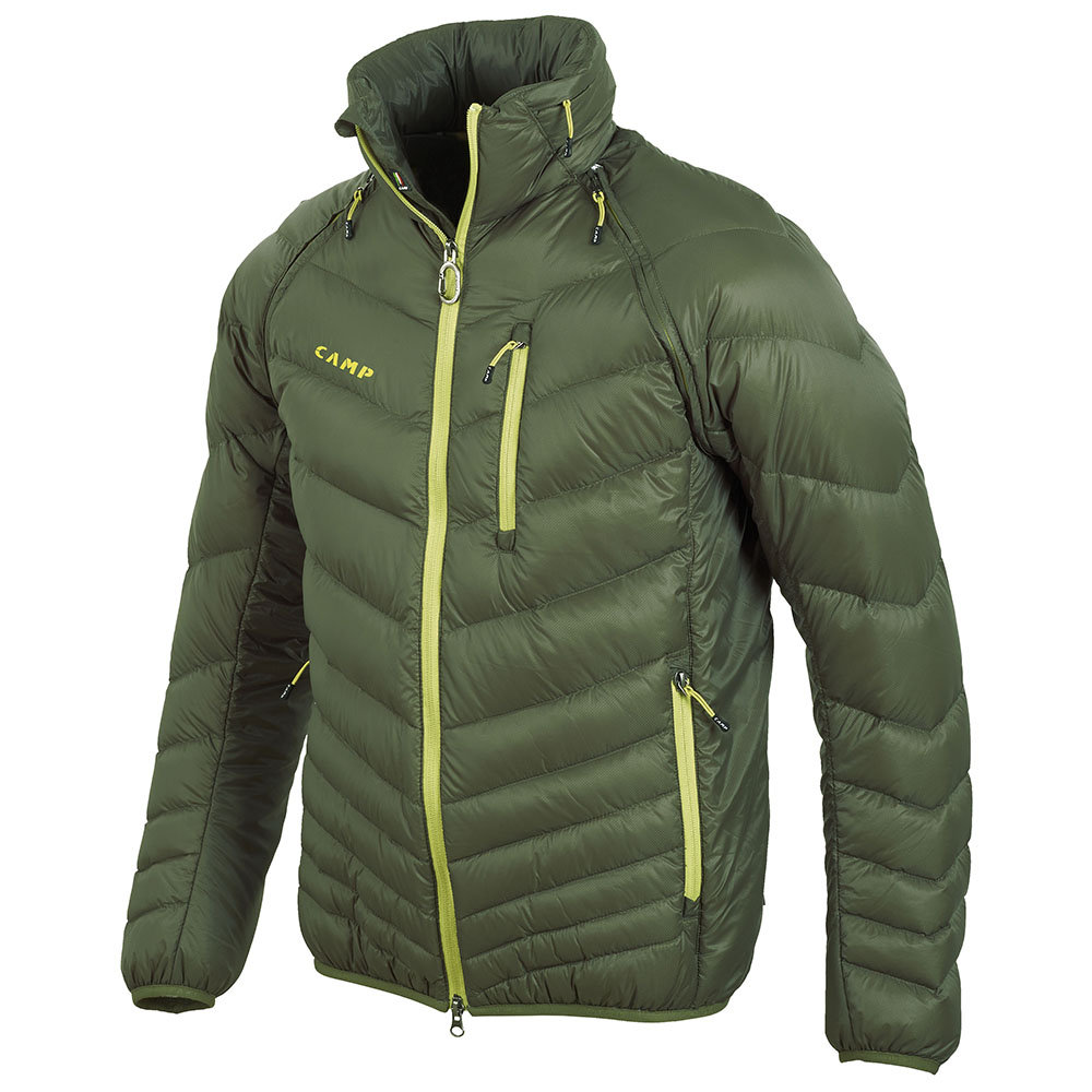 low priced 95166 1eb76 Giacca reversibile, verde militare - Camp Piumini Uomo - Acquista su Ventis.