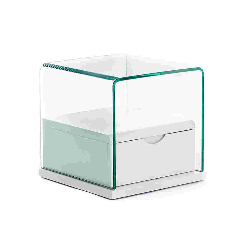 Tomasucci Trasparenze, arredamento di design in vetro Made in ...