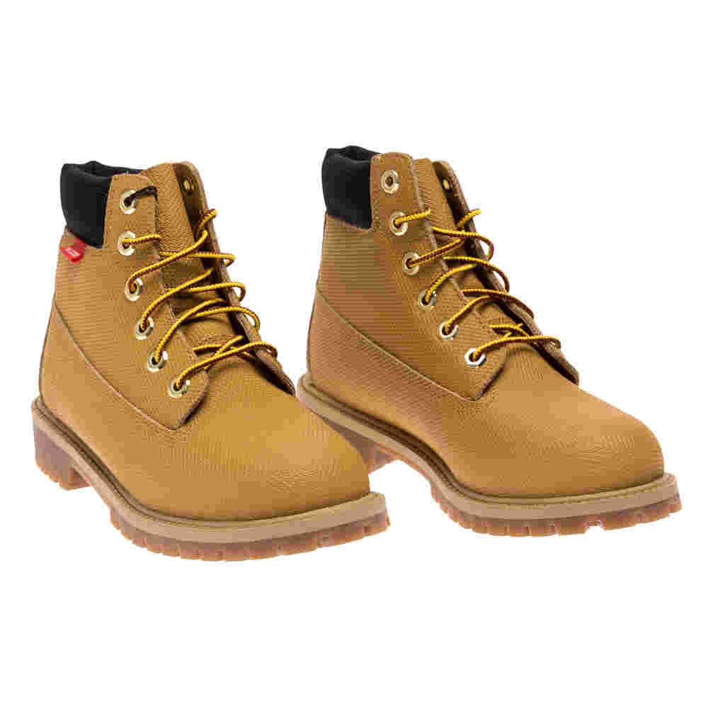 Stivaletti Timberland Boot da ragazzo giallo 150e7be054c