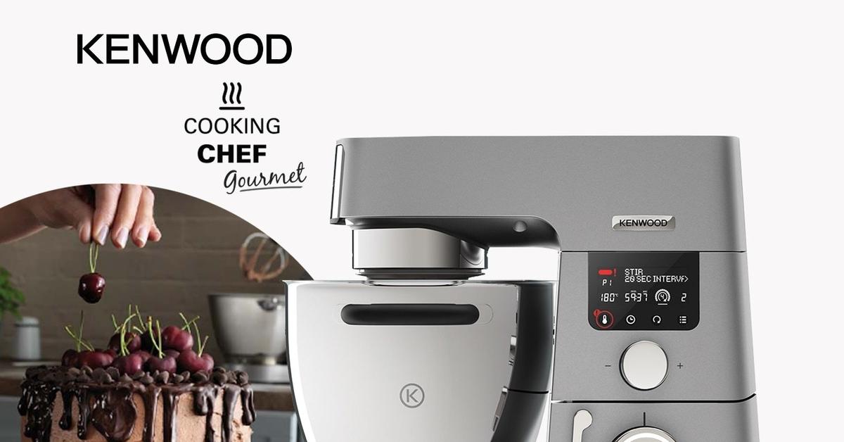 Kenwood elettrodomestici da cucina acquista su ventis - Elettrodomestici da cucina ...